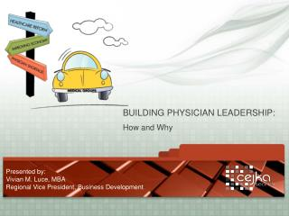 2013 AIM Hospital Marketing Conference  How to Build Physician Leaders AIM Annual Conference  April 13, 2013  1:00 – 1: