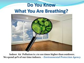 Do You Know  What You Are Breathing?