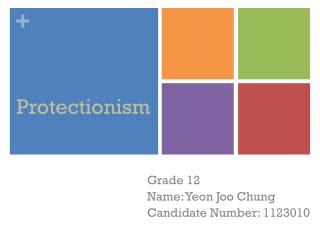 Protectionism
