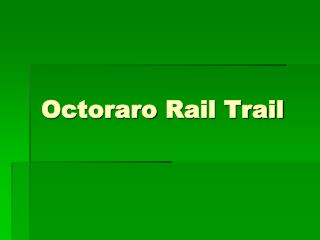 Octoraro  Rail Trail