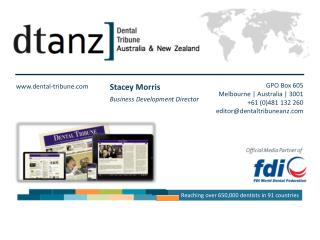 Stacey Morris Business Development Director
