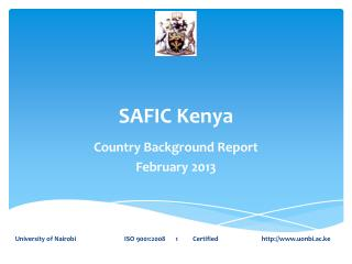 SAFIC Kenya