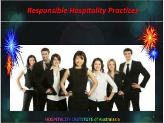 Responsible Hospitality Practices