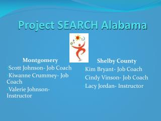 Project SEARCH Alabama