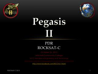 PDR RockSat-C