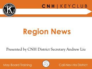 Region News