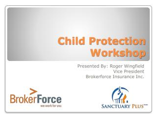 Child Protection Workshop