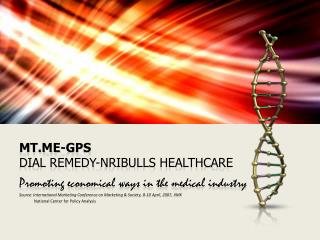 MT.ME -GPS DIAL REMEDY-NRIBULLS HEALTHCARE