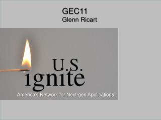 GEC11 Glenn  Ricart