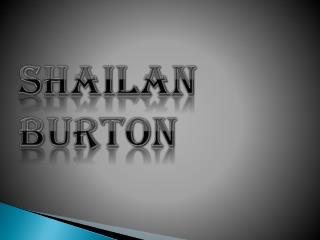 Shailan Burton