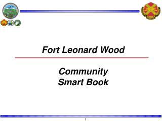 Fort Leonard Wood Community Smart Book