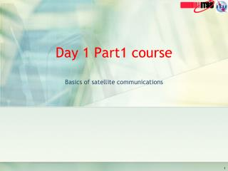 Day 1  Part1 course