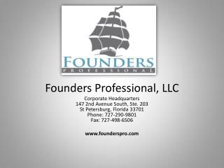 Founders Professional, LLC