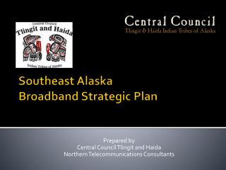 Southeast Alaska Broadband Strategic Plan