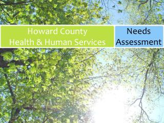 Howard County  Health & Human Services