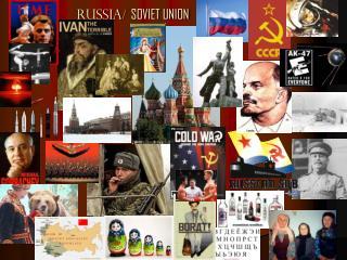 Russia/  SOVIET UNION