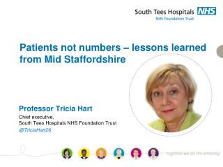 Patients not numbers – lessons learned from Mid Staffordshire