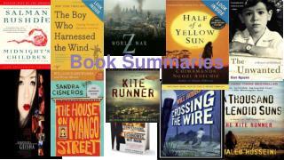 Book Summaries