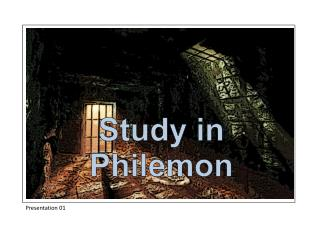 Study in Philemon