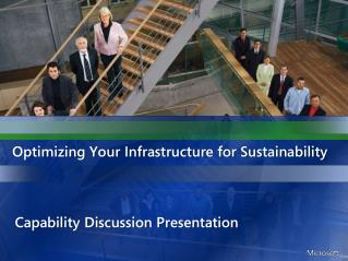Optimizing Your Infrastructure for Sustainability