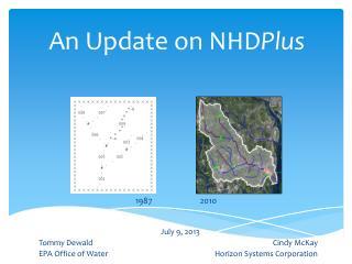 An Update on  NHD Plus
