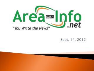 Sept. 14, 2012