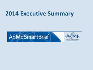 2014 Executive Summary