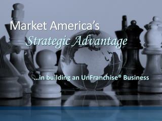 Market America's                Strategic Advantage