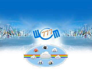 Principal accionista  de  wcm 777 es un Banco Privado de Inversiones