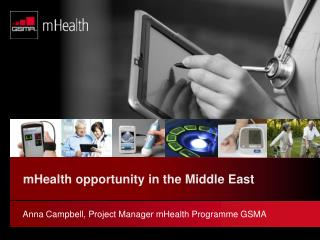 mHealth opportunity in the Middle East