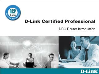 DRO Router Introduction