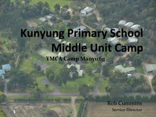 Kunyung  Primary School  Middle Unit Camp