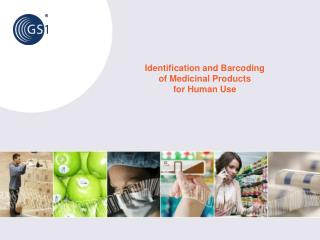 Identification and Barcoding of Medicinal Products  for Human Use