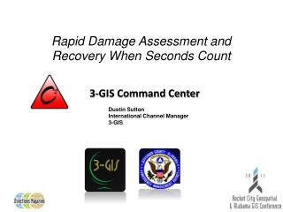 3-GIS Command Center