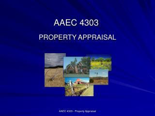 AAEC 4303