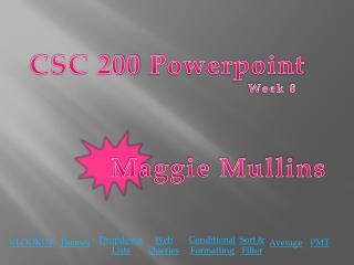 Maggie Mullins