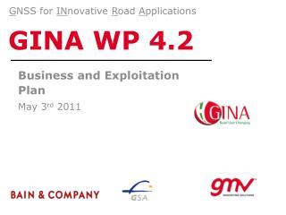 GINA WP 4.2