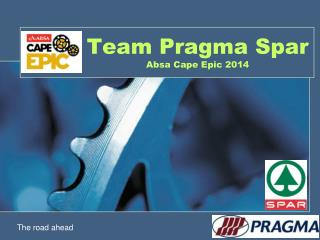 Team Pragma Spar  Absa Cape Epic 2014