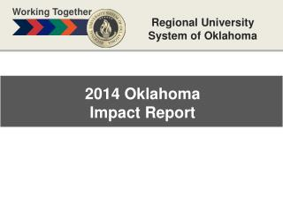2014 Oklahoma  Impact Report