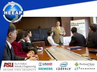 Establishing  the Leadership Plan for the QA Directors