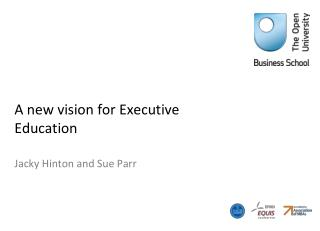 A new vision for Executive Education