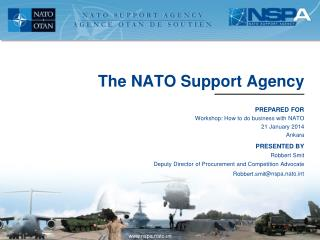 The NATO Support Agency