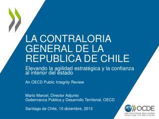 LA CONTRALORIA GENERAL DE LA REPUBLICA DE CHILE