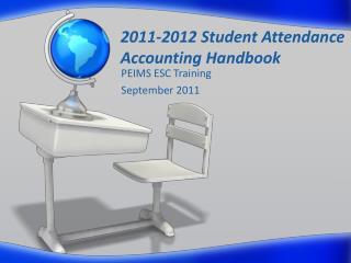 2011-2012 Student Attendance Accounting Handbook