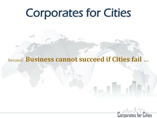 Corporates for Cities