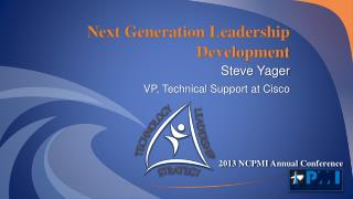 Next Generation Leadership Development