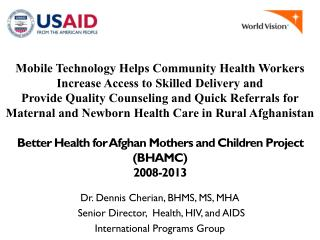 Mobile Technology Helps Community Health Workers Increase Access to Skilled  Delivery and