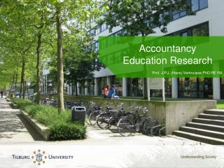 Accountancy  Education  Research