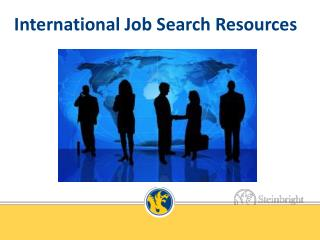 International Job Search Resources