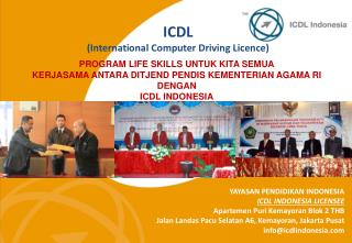 ICDL (International Computer Driving Licence)